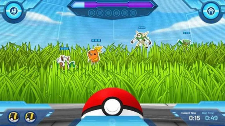 Pokemons at Some of the Busiest Places on Earth