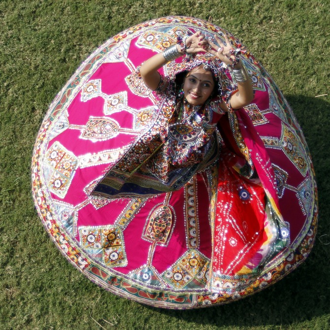 Outfits-For-Navratri