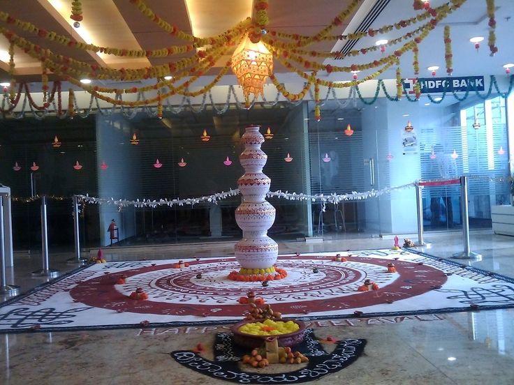7 best diwali decoration ideas for office and work places rh thesplendidlifestyle com diwali 2018 decoration ideas for office diwali decoration ideas for office desk