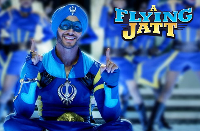Meet Desi Super Hero - Flying Jatt