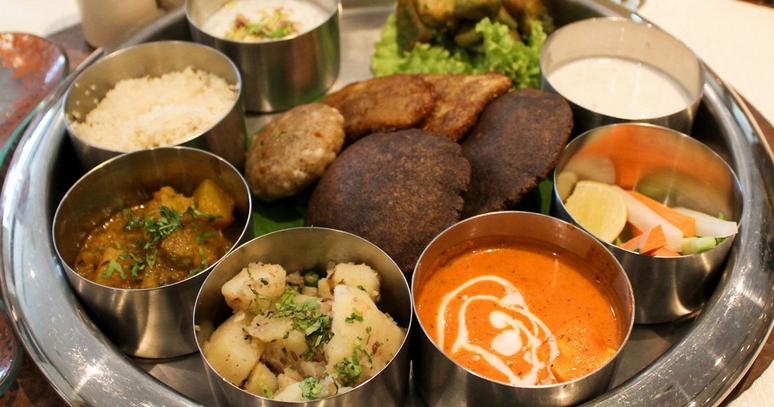 Navratri Food In Delhi