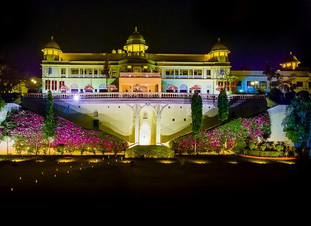 The Lalit Laxmi Vilas Palace - Udaipur