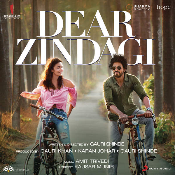 Watch Dear Zindagi on Zee Cinema