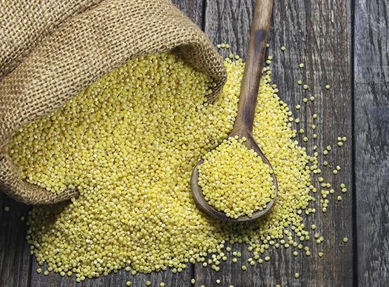 Health Benefits of Millet's