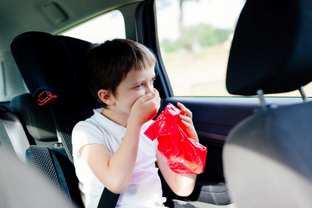 Avoid Motion Sickness With Kids