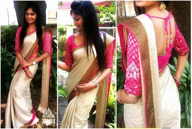 trendiest-blouse-designs-karwa-chauth
