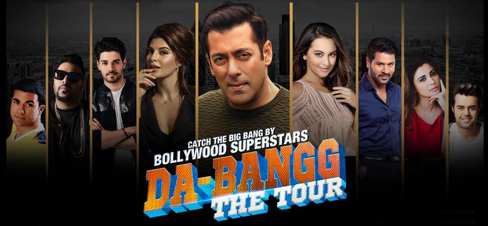 Da Bangg The Tour 2017