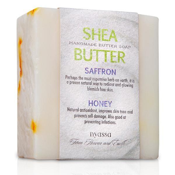 Nyassa Shea Butter Soap