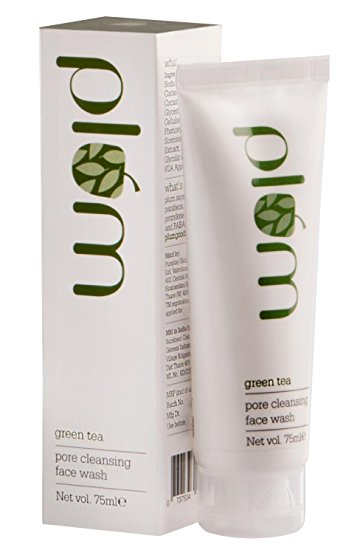 Plum Green Tea Pore Cleansing Face Wash