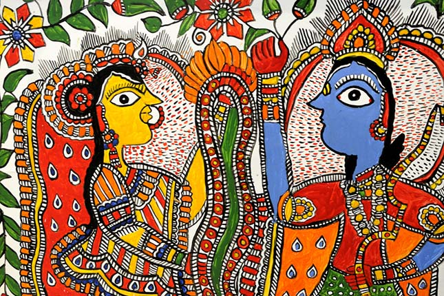 Madhubani-paintings