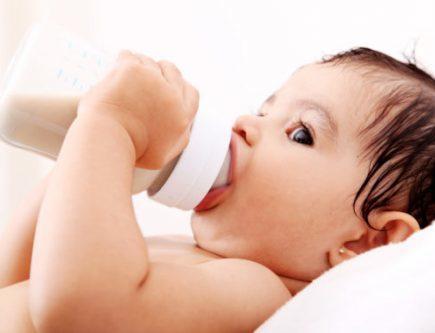 formula milk powder