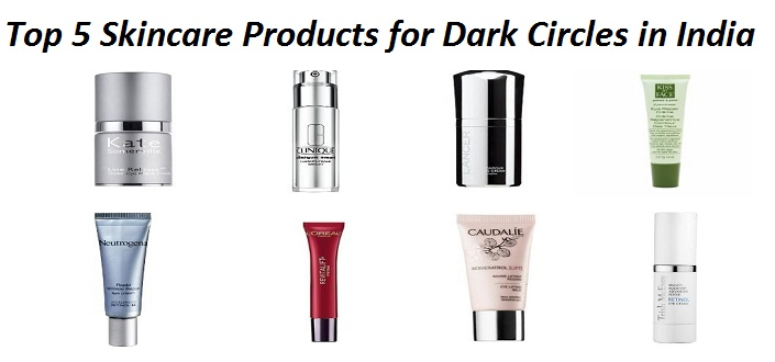 Top 5 Skincare Products For Dark Circles In India